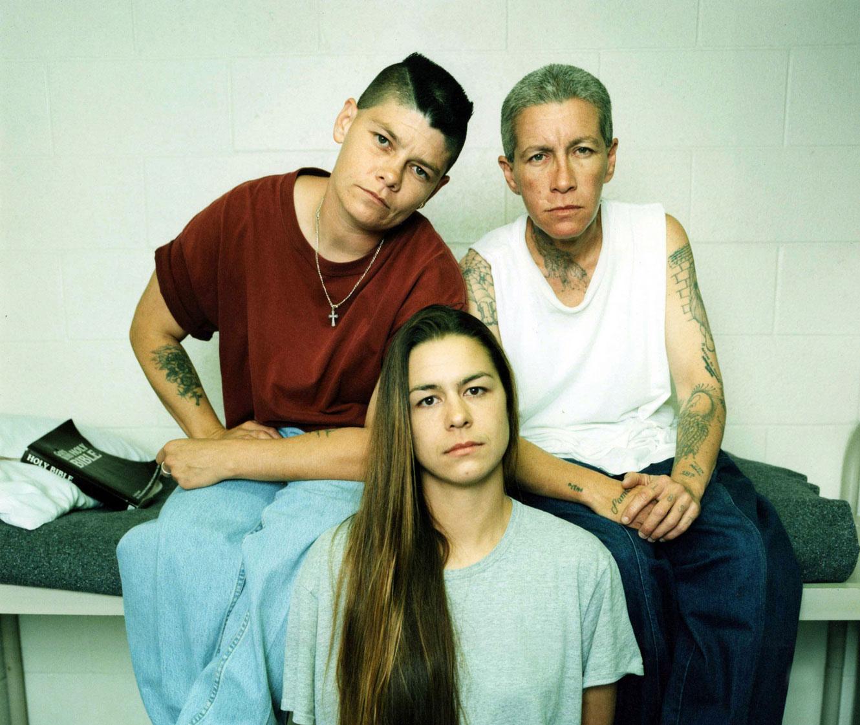 Фото девушек в тюрьме 25 фотография